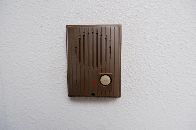 インターフォン(外壁塗装工事完了後に後悔した設備や塗装しなかった所)