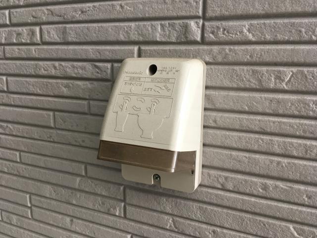 屋外コンセント(外壁塗装工事完了後に後悔した設備や塗装しなかった所)